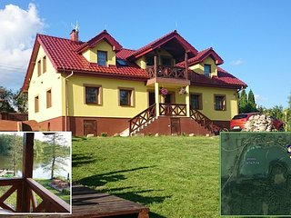 Poland Holiday property for rent in Northern Poland, Pozezdrze